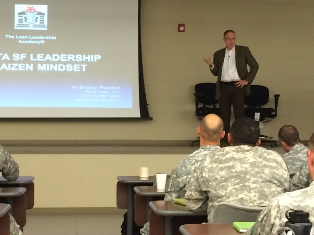 Lean Leadership and Special Forces 1